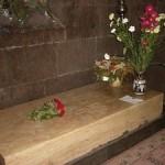 Մեսրոպ Մաշտոցի գերեզմանաքարը